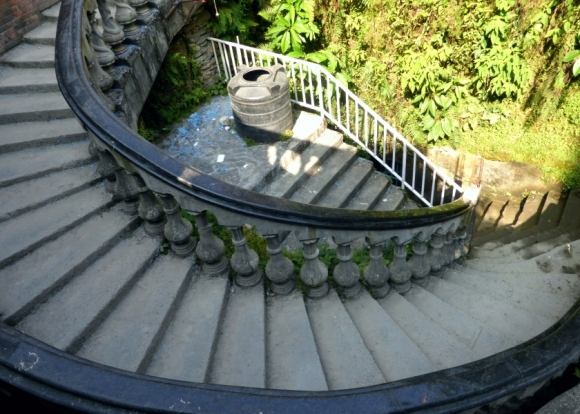 Stairs at Gupteshwor Mahadev Cave, Pokhara
