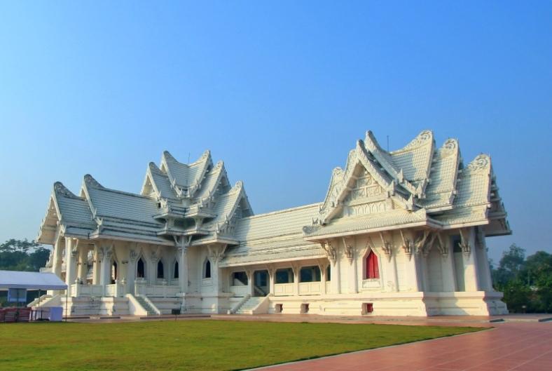 Royal Thai Monastery, Lumbini