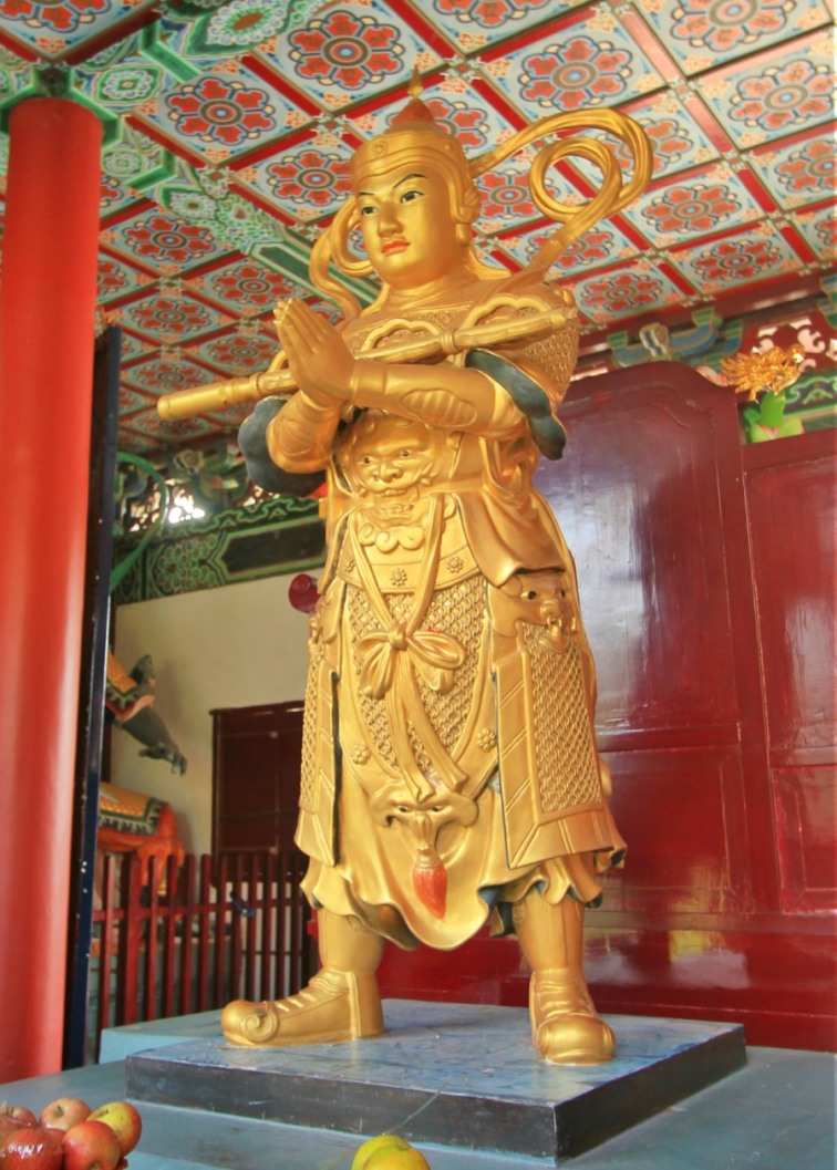 Zhong Hua temple, Lumbini