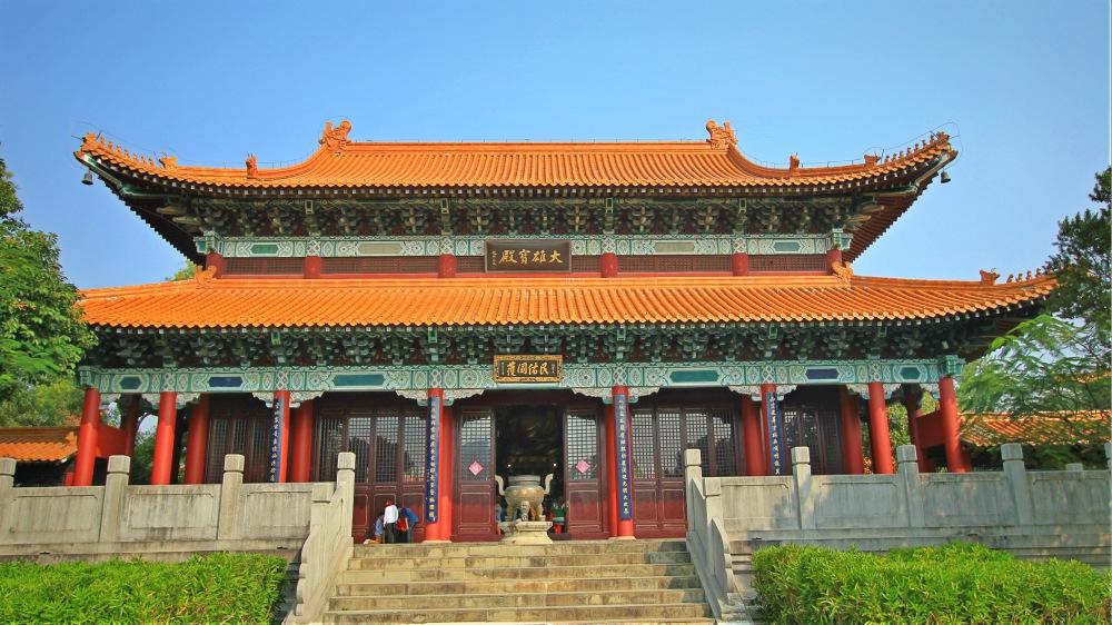 Zhong Hua Chinese Monastery, Lumbini