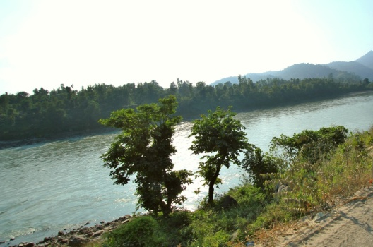 Following the Holy River - Seti Gandaki