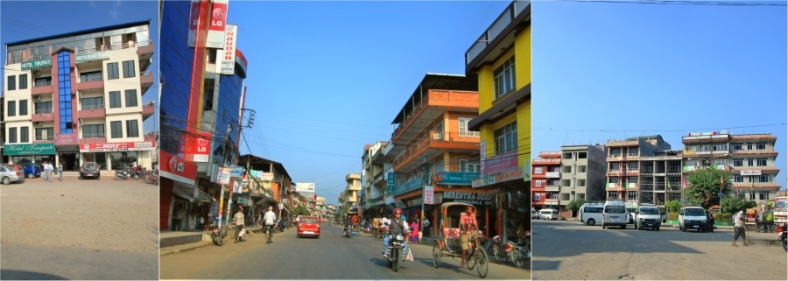 The City of Narayangarh, Nepal