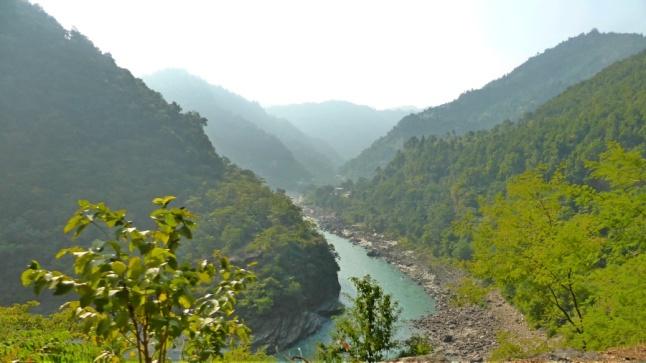beautiful Landscape of Nepal