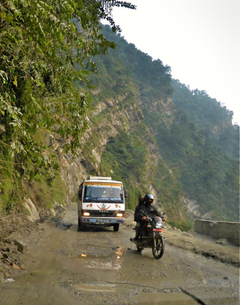 One by One, After Tansen - Palpa