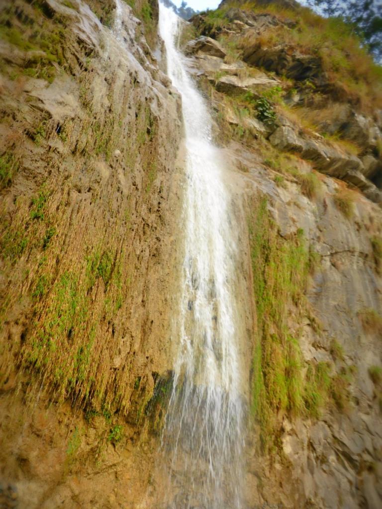 The Waterfalls next my window