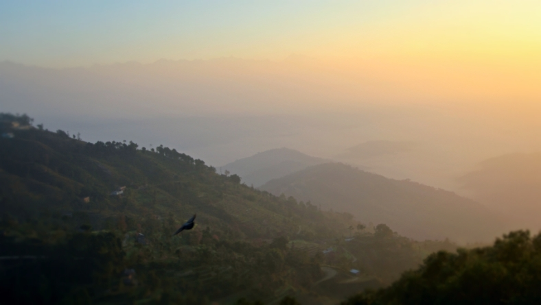 The Misty Valley, Nagarkot
