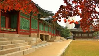 Hamnyeongjeon, private residential area