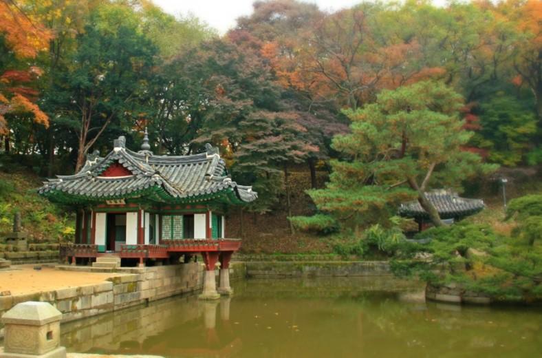 Buyongjeong Pavillion