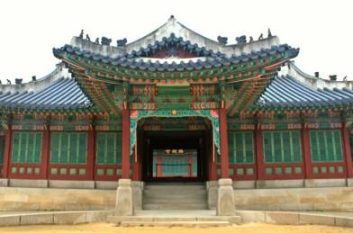 the new look of Huijeongdang