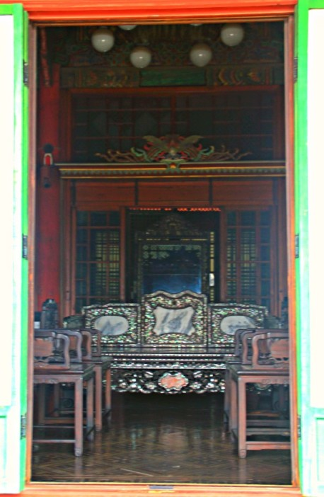 Take a peek at Huijeongdang and Daejojeon - the private area for the King and Queen