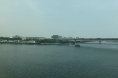 A View from Monorail