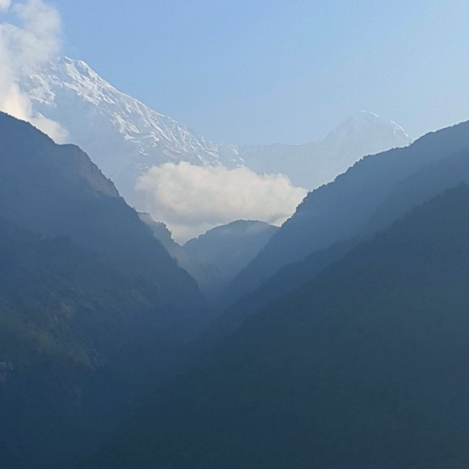 Ulleri - The Snowcapped and Gorge