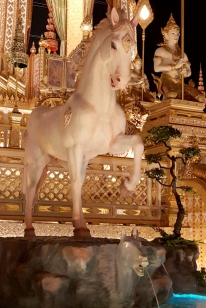 Auspicious animals - the horse