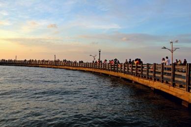 Bridge around Sunset