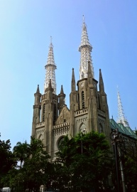 The Cathedral of Jakarta
