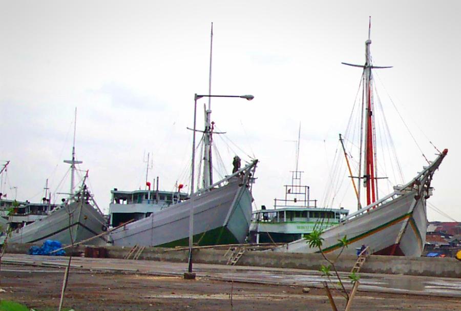 Sunda Kelapa - The Old Port of Jakarta