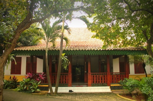 A Traditional Betawi House