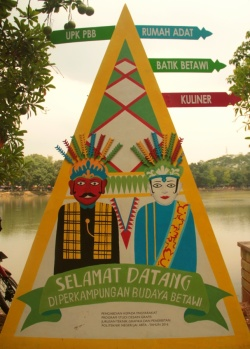 Welcome to Betawi Cultural Village