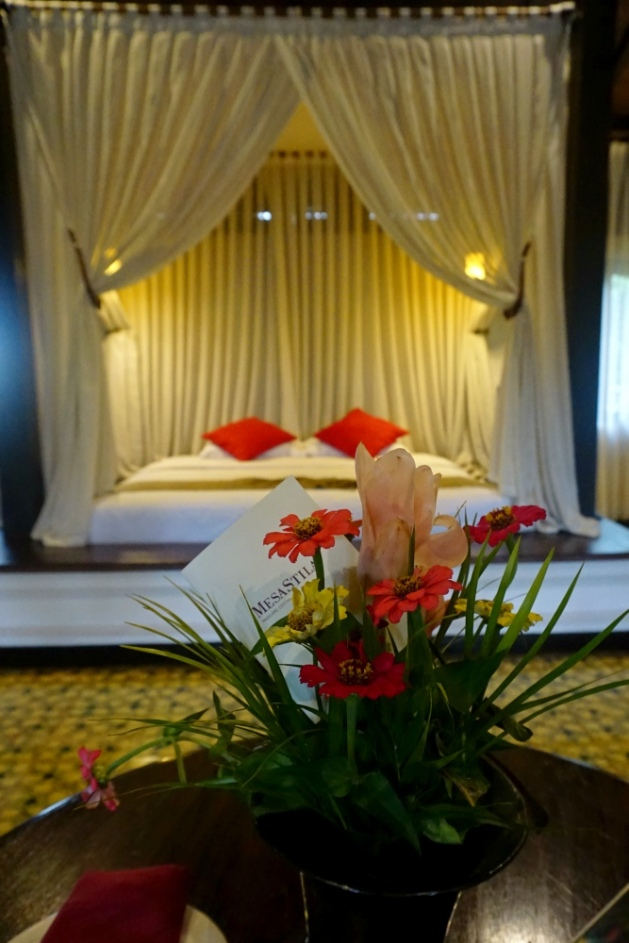 Mesastila - The Room with A Welcome Note from The Management