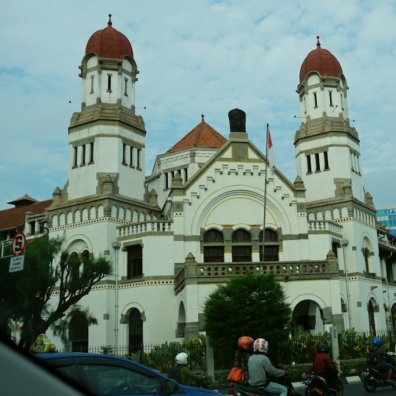 Lawang Sewu, The Legendary Building at Semarang