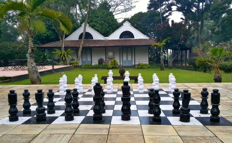 MesaStila - The Lounge & The Giant Chess