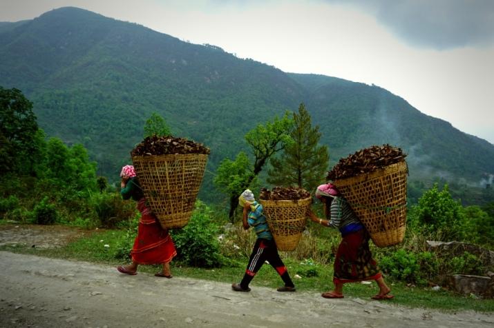 Strong Women in Nepal