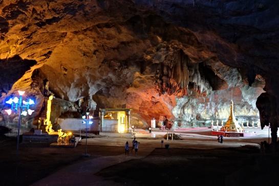 Mahar Saddan Cave, Hpa'An, Myanmar