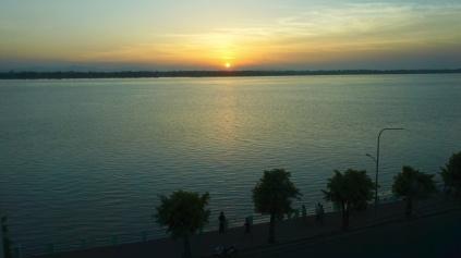 Sunset at Mawlamyine