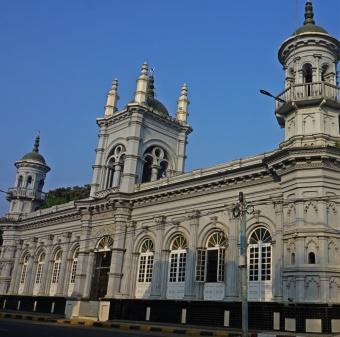 Kaladan Mosque, Mawlamyine