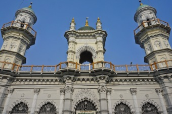 Surtee Sunni Jamae Mosque, Mawlamyine
