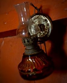 Lampu Teplok