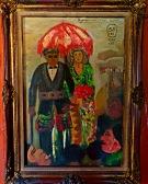 Lukisan Si Pitung