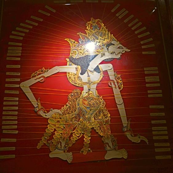 Wayang with all meanings