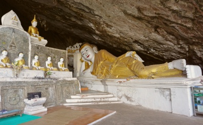 Another view of Yathaypyan Cave
