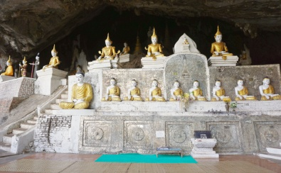 Main Chamber of Yathaypyan Cave