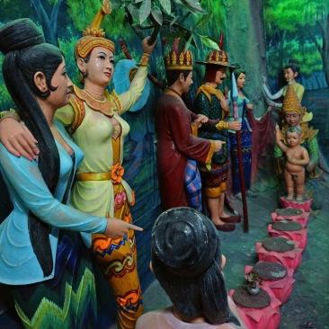 Scene of Buddha's Life