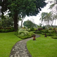 Another jogging track