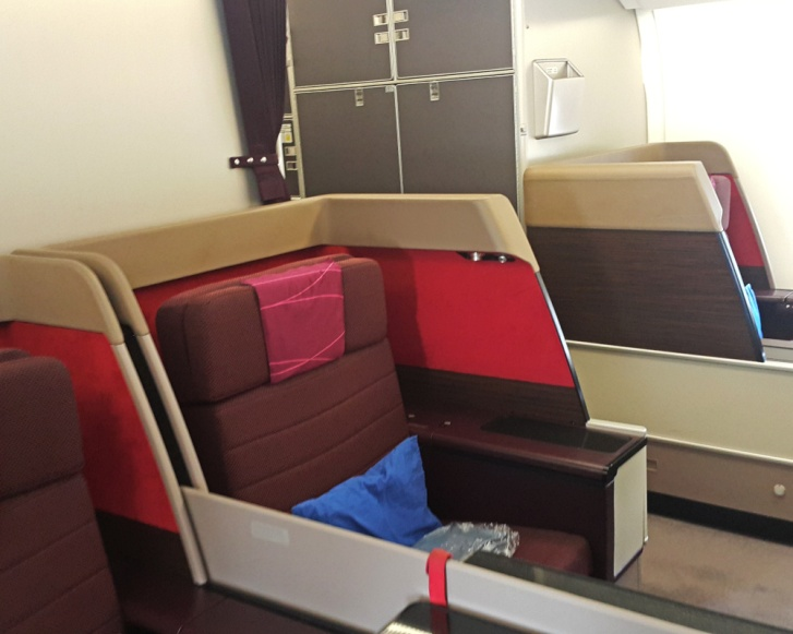 Business Suite A380 Malaysia Airlines