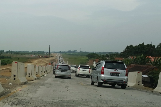 2017 - Jalan Tol Fungsional